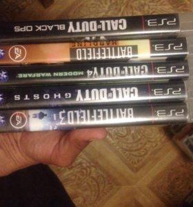 Игры на PlayStation 3(обмен на ваши)