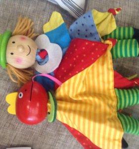 Игрушка развивающая кукольный театр имаджинариум