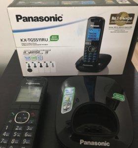 Радио телефон Panasonic KX-TG5511RU