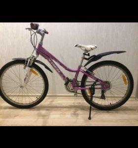 Велосипед TREK MT 220