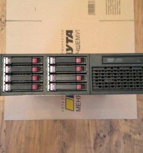 Сервер HP DL380 G6 E5520