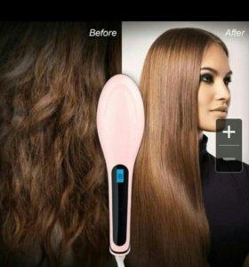 Щетка-выпрямитель для волос