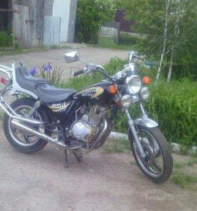 Мотоцикл Dacota