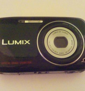 Фотоаппарат panasonic dms-s3
