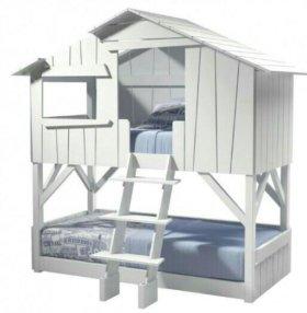 Кровать рэтро
