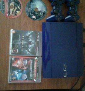 Sony Playstation 3 (500 gb ). ps 3