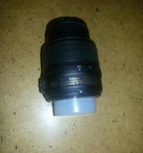 Nikon DX AF-S NIKKOR 18-55mm