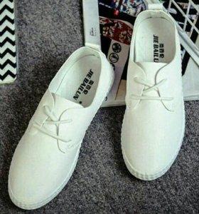 Новые ботинки женские 35- 36 размер