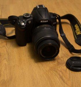 Nikon D5000 kit 18-55mm