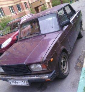 Ваз2107 2006г