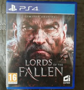 Lords of the Fallen Limited Edition [Русская/Engl.