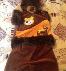 Детский новогодний костюм Мишка
