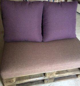 Мебель и паллет