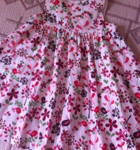 Платье Мазекея размер 18-24м,до 92