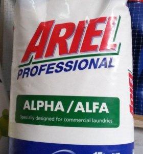 Стиральный порошок ARIEL ALPHA