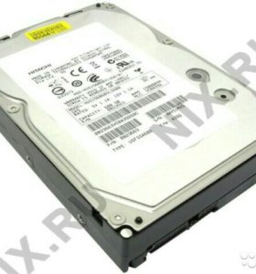 SAS HDD hitachi 600Gb 15k HUS156060VLS600