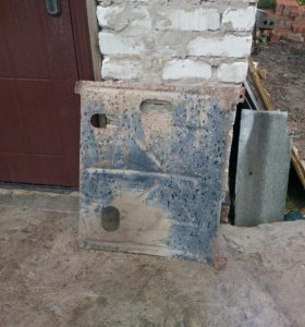 Защита двигателя ваз 2108-2115