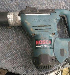 Перфоратор bosch hammer drill 32