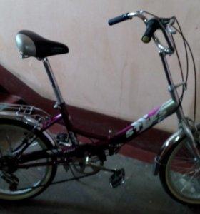 Велосипед Stels Pilot 450, 5 скоростей.