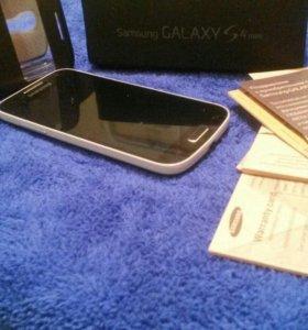 Samsung s4mini black edition
