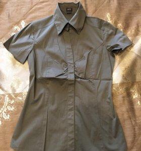 Блуза с коротким рукавом Esprit, S
