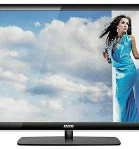 "LED TV""BBK19""(50 СМ)USB.HDMI-1год"