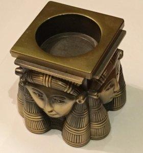 Подсвечник из Египта под бронзу