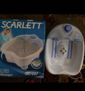 Массажер для ног Scarlett SC-207