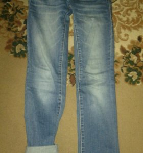 джинсы из остина