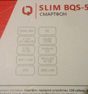 Смартфон SLiM BQS-5060