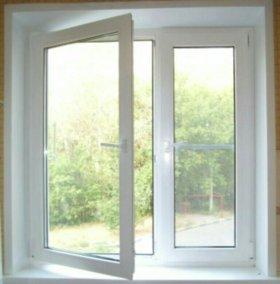 Окна двери алюминиевые конструкции