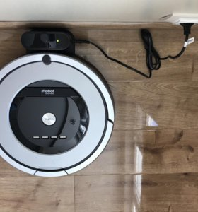 Пылесос iRobot Roomba 886