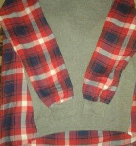 кофта-рубашка