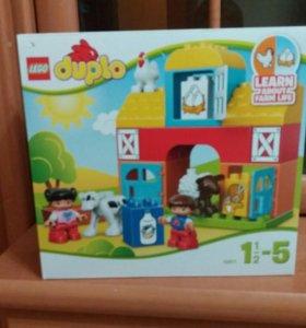 Новый конструктор Lego Duplo
