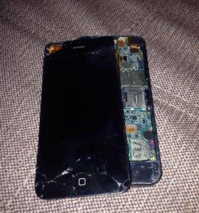 Айфон 5 (запчасти)