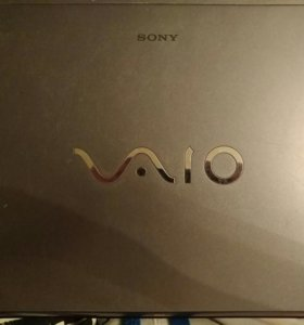 Sony VAIO vgn-FE41ZR