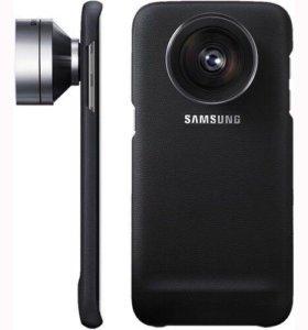 Чехол с двумя объективами на Samsung Galaxy Note 7