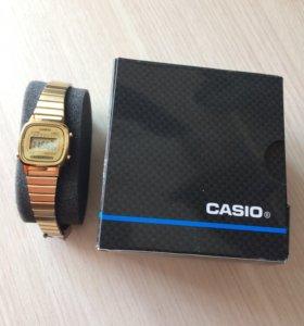 Часы Casio (gold)