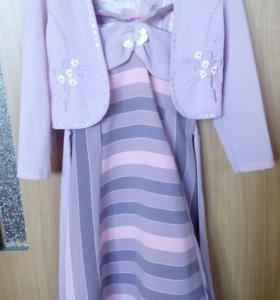 Нарядное платье110