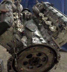Двигатель v8 jaguar s-type/lincoln Ls 3.9 aj8