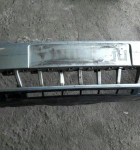 Передний бампер на ауди а 4 В5