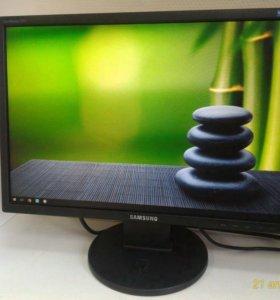 ЖК монитор Samsung 2243nw 1680x1050