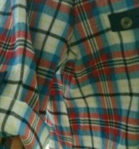 Рубашка-туника 48 разм