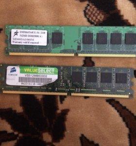 DDR2 512 мб