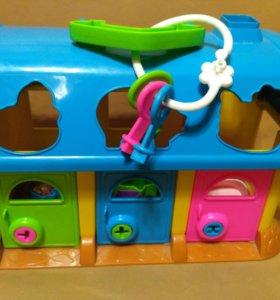 Игрушки, конструктор от 250 рублей