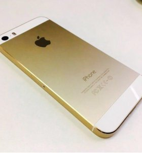 iPhone 5s 16Gd Gold.