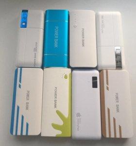 Новые портативные аккумуляторы
