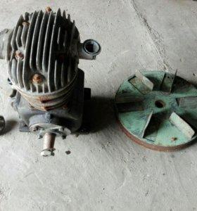 Машинный компрессор