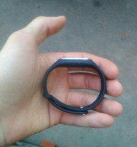 Фитнес браслет Xiaomi Mi band 15 pulse черный