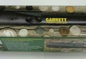 Пинпоинтер garrett pro pointer бу (оригинал)